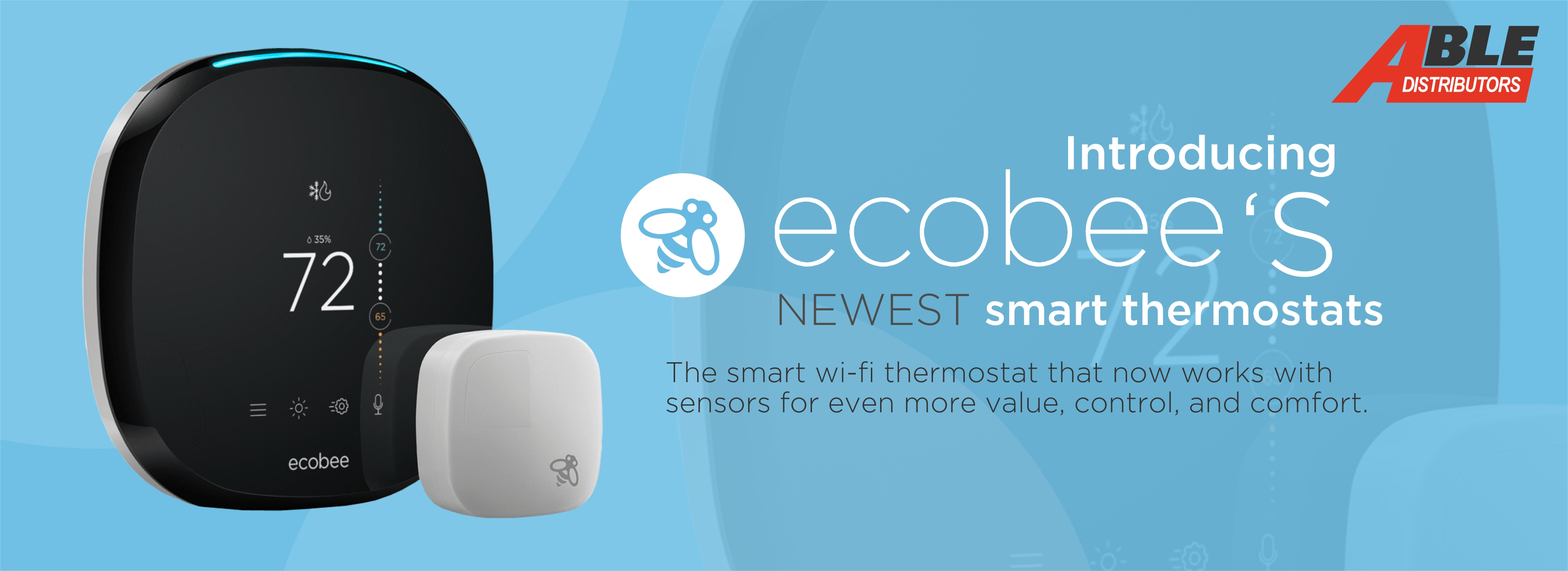 The Ecobee4 Smart Thermostat Provides Complete Comfort Control